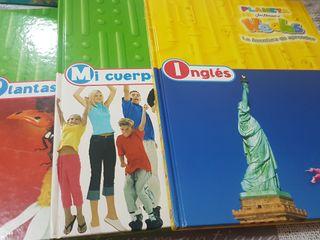 libros de primaria hasta la eso 1 euro cada uno