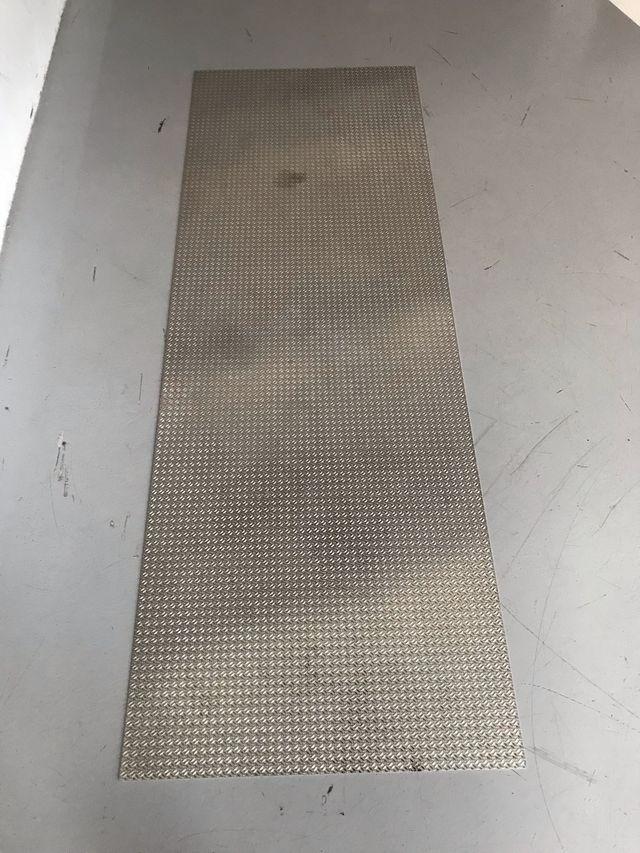 Plancha Chapa De Aluminio De Segunda Mano Por 50 En Girona En Wallapop
