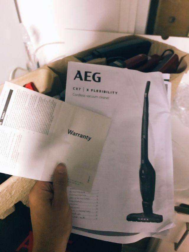 AEG - Aspiradora Escoba Vertical AEG CX7-2-45AN