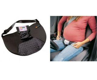 Cinturón coche embarazada besafe
