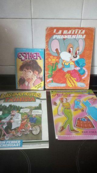 Cuentos y comics varios