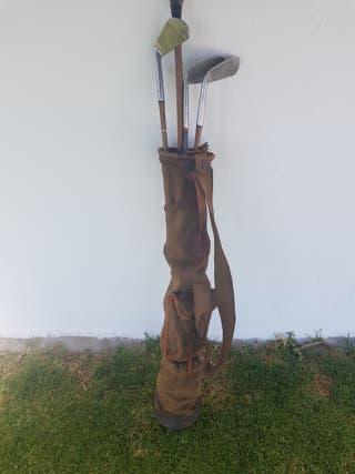 Bolsa de Golf muy antigua