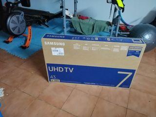 VENDO TV SAMSUNG A ESTRENAR