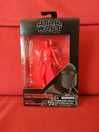 "STAR WARS 3.75"" TBS Elite Praetorian Guard"