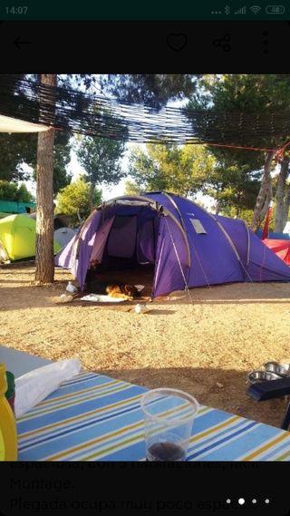tienda grande de campaña 3 iglús
