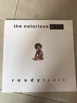 Vinilo The notorious big - ready to die