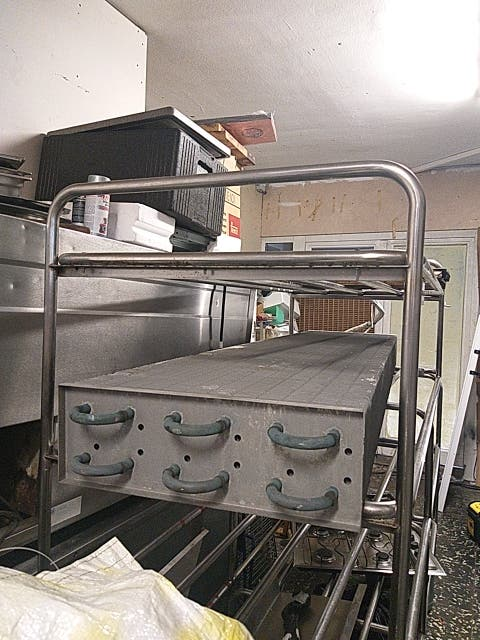 Evaporador cámara frigorifica