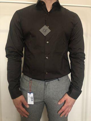 Camisa Calvin Klein tallas 39 40 t