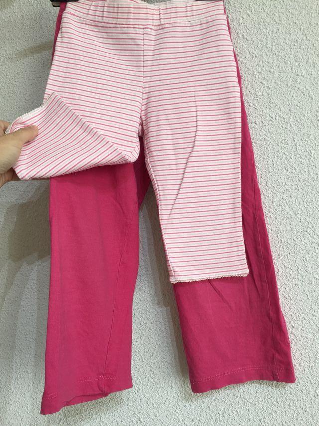 SIN PRECIO Pantalones Mallas 4 Años