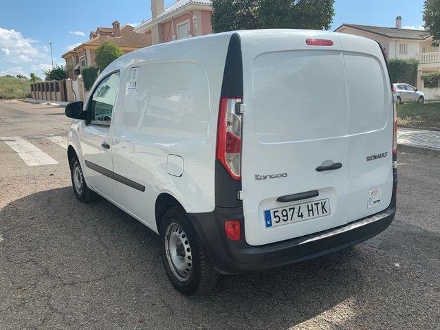 Renault Kangoo 2013 1.5 DCI 90 ISOTERMO IR