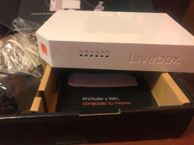 Router Orange