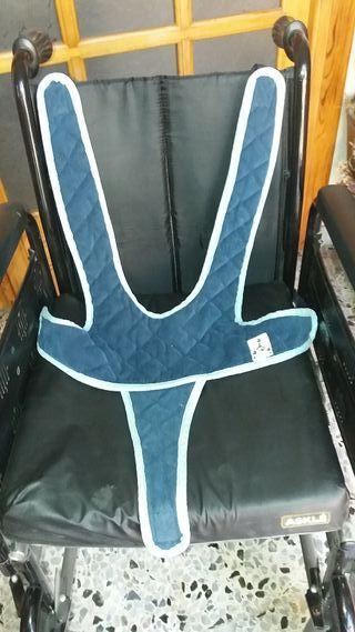 Ayudas dinamicas.Sujección para silla.
