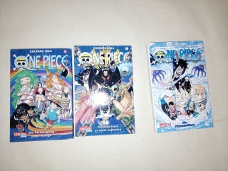 One Piece manga en alemán