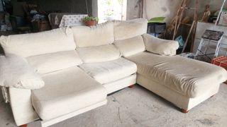 sofa cheslon color beige
