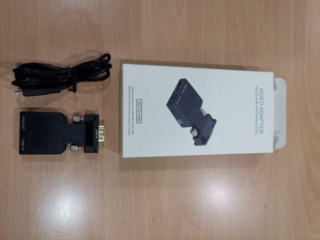 Adaptador de HDMI a VGA