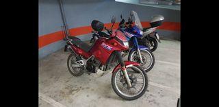 MOTO KLE 500