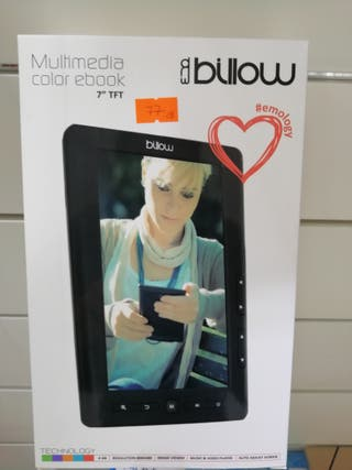 "Ebook pantalla TFT 7"".Especial comuniones"