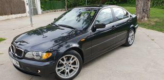 BMW 320D 150 CV 6 VELOCIDADES