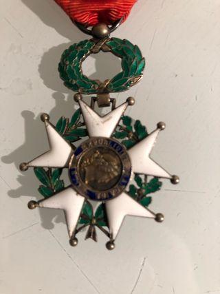 Medalla legión se honor francesa