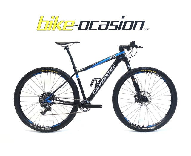 DESDE 56€/MES CANNONDALE FSI 29'' T.M X0 11V