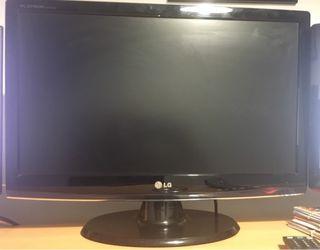 Monitor LG Flatron 24 Pulgadas