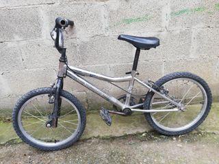 Bicicleta MONTY/BMX en MONZÓN para NIÑO