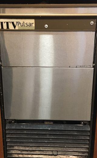 Máquina de hielo para hostelería