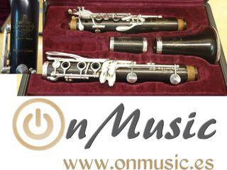 Clarinete Sib Buffet Conservatoire como nuevo.