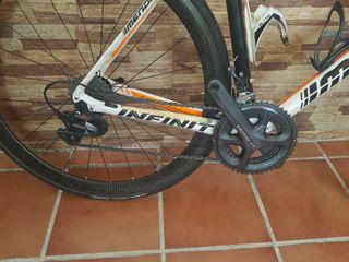 bicicleta carretera mendiz f8 talla 55. ultegra