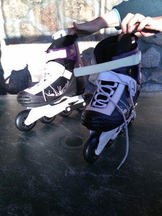 patines del 40