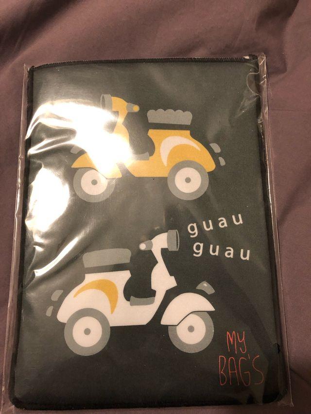 Funda nueva ebook /tablet My Bags