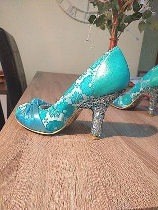 zapatos mujer número 38