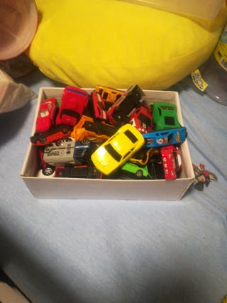 caja coches