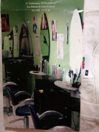 muebles de pelukeria y estetica