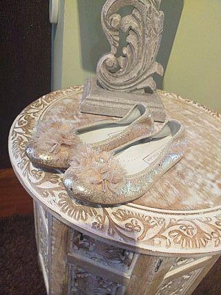 zapatos de comunion niña número 33