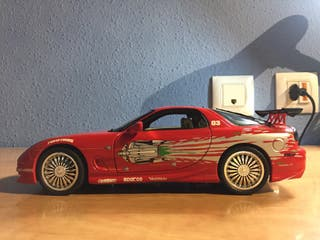 RX-7 THE FAST AND FURIOUS