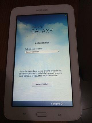 tablet Samsung+ratón gaming+altavoz+2gafasvr móvil