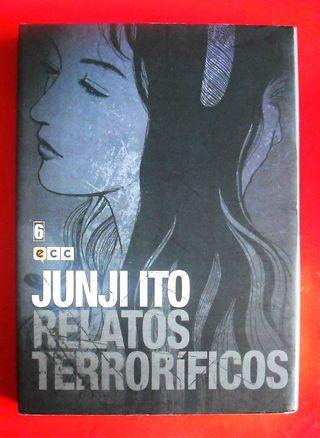 Relatos terroríficos nº 6, de Junji Ito