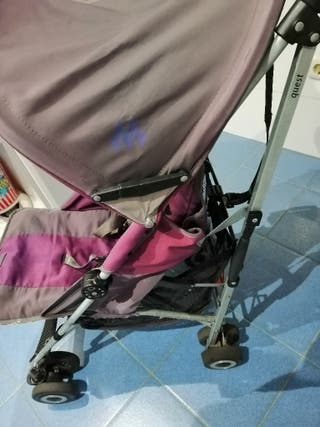 silla paraguas McLaren quest
