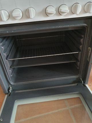 barato horno con vitrocerámica