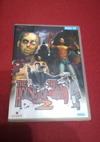 Juego PC the House of the dead 2