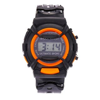 Reloj Pulsera LED Digital Fecha Impermeable Sport