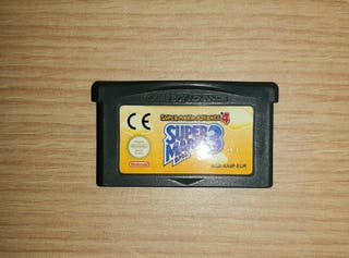 Super Mario Bros 3, Gameboy Advance.