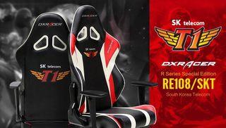 DXRacer SKT T1 Silla gaming