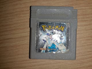Pokemon Plata ,Gameboy