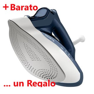 Moo. Plancha Vapor Rowenta. +++Barato.
