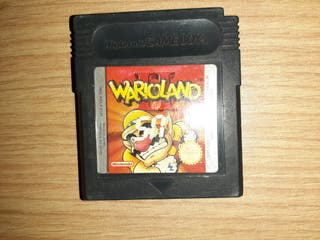 Wario Land II GAMEBOY