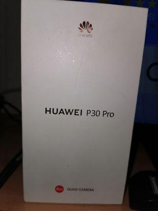 Vendo caja solo caja.. HUAWEI P30 Pro