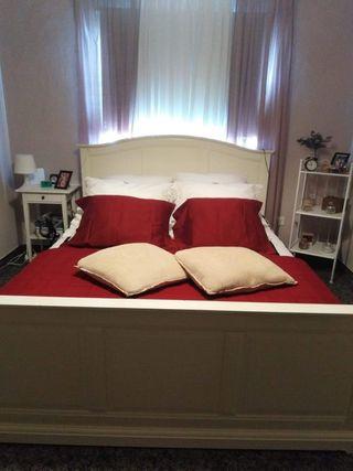 Estructura cama de ikea