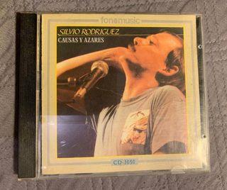SILVIO RODRÍGUEZ cd por 2€!